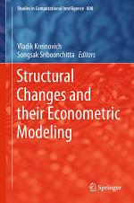 Structural Changes and their Econometric Modeling
