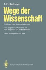 Wege der Wissenschaft PDF