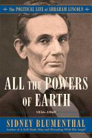 All the Powers of Earth PDF