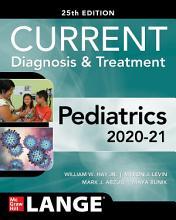 CURRENT Diagnosis and Treatment Pediatrics  Twenty Fifth Edition PDF