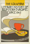 The Columbia Literary History of Eastern Europe Since 1945 PDF