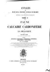 Annales du Musée royal d'histoire naturelle de Belgique: Volume5