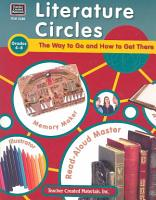 Literature Circles  The Way to Go and How to Get There PDF