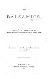 The Balsamics