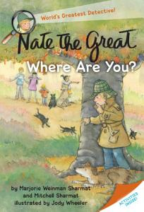 Nate the Great  Where Are You  Book