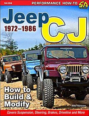 Jeep CJ 1972 1986