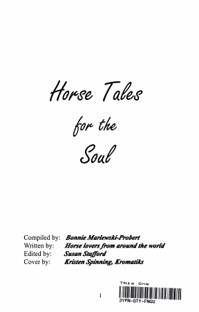 Horse Tales for the Soul PDF