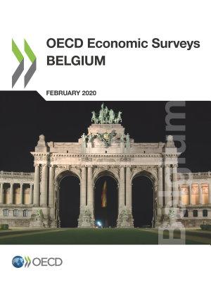 OECD Economic Surveys  Belgium 2020 PDF