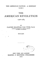 The American Nation: The American revolution, 1776- 1783