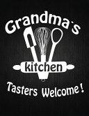 Grandmas Kitchen Tasters Welcome