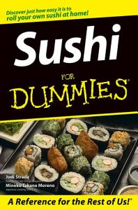 Sushi For Dummies Book