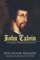 John Calvin PDF
