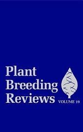Plant Breeding Reviews: Volume 19