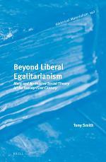Beyond Liberal Egalitarianism