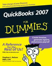 QuickBooks 2007 For Dummies: Edition 14