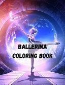 Ballerina Coloring Book PDF