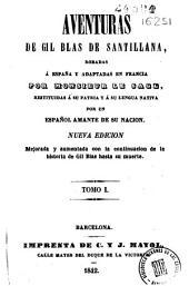 Aventuras de Gil Blas de Santillana: Volumen 1