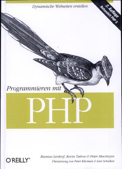 Programmieren mit PHP PDF