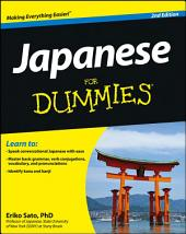 Japanese For Dummies: Edition 2