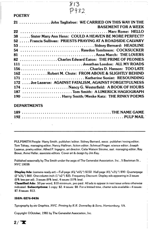 Pulpsmith PDF