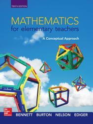 Mathematics For Elementary Teachers A Conceptual Approach Book PDF