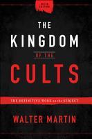 The Kingdom of the Cults PDF