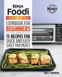 The Official Ninja Foodi Digital Air Fry Oven Cookbook