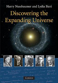 Discovering the Expanding Universe Book