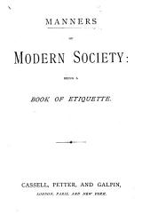 Manners of Modern Society PDF