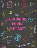 Coloring Books Alphabet