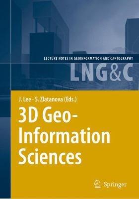 3D Geo Information Sciences PDF