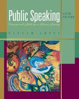 Public Speaking  Concepts and Skills for a Diverse Society PDF