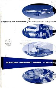 Report to the Congress   Export Import Bank of Washington PDF