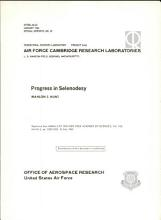 Progress in Selenodesy PDF