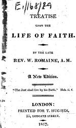 A treatise upon the life of faith ... A new edition