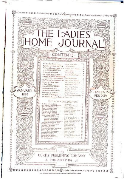 Download The Ladies  Home Journal Book