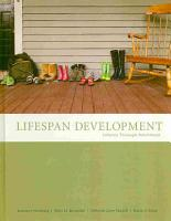 Life Span Development  Infancy Through Adulthood PDF