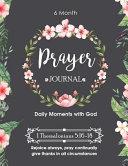My Prayer Journal Writing Notebook Planner Organizer   PDF