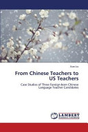 From Chinese Teachers to US Teachers