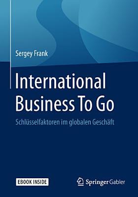 International Business To Go PDF