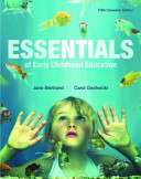 Essentials of Early Childhood Education Book
