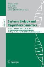 Systems Biology and Regulatory Genomics
