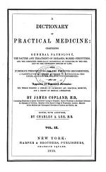 A Dictionary of Practical Medicine
