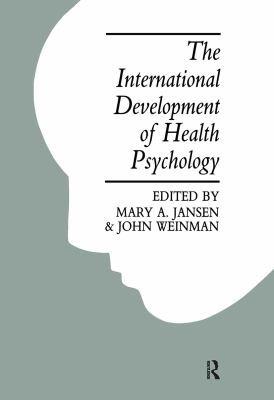 Download The International Development of Health Psychology Book