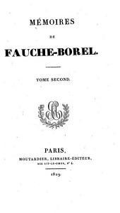 Mémoires de Fauche-Borel: Volume2