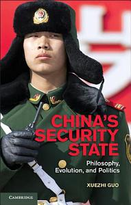 China s Security State PDF