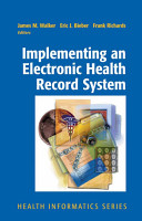 Implementing an Electronic Health Record System PDF