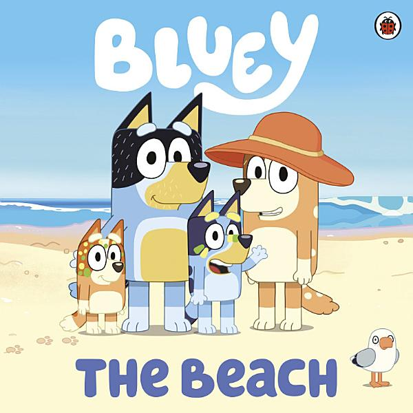 Download Bluey  The Beach Book