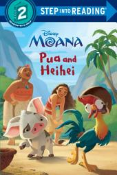 Pua and Heihei (Disney Moana)