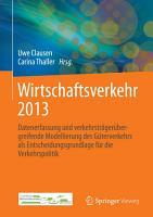 Wirtschaftsverkehr 2013 PDF